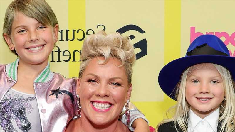 Why Fans Were Loving Pink's Daughter At The Billboard Awards
