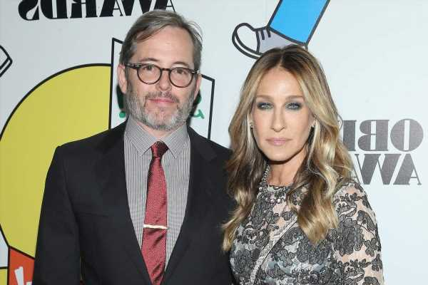 Why Sarah Jessica Parker Is Ashamed That She Wore a Black Dress for her wedding to Matthew Broderick