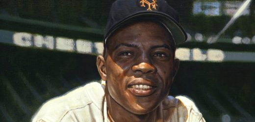 Willie Mays Carries the Torch for His Generation