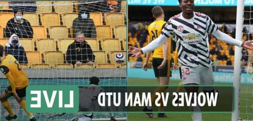 Wolves 1 Man Utd 2 LIVE REACTION: Elanga and Mata goals enough for Red Devils final day victory – updates