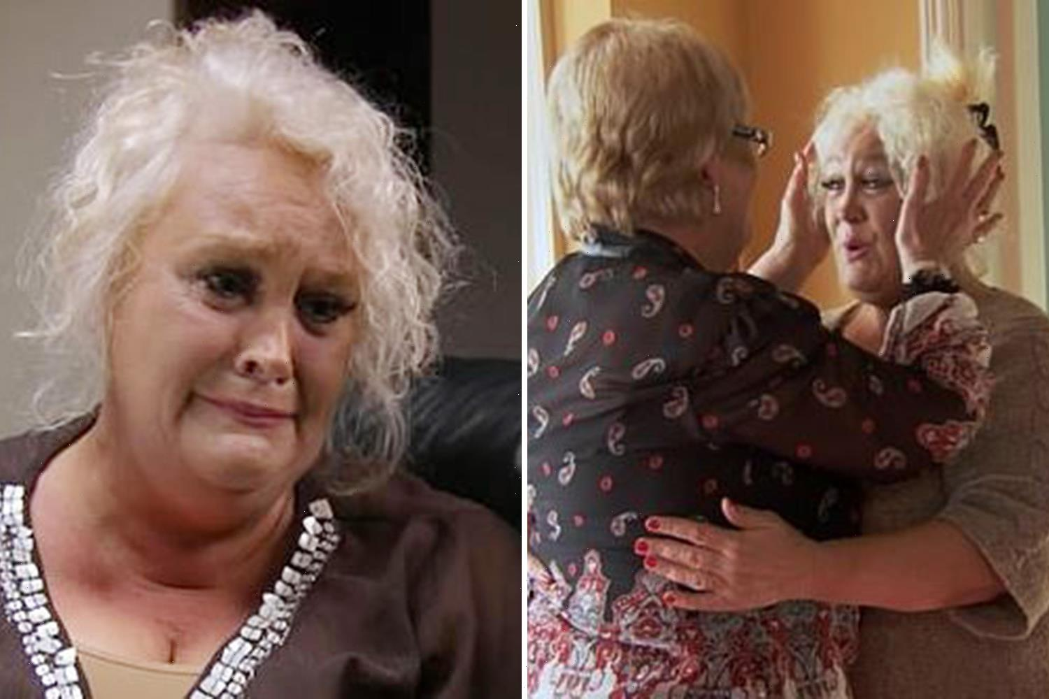 Woman breaks down in tears as she reveals tracking down mum on Long Lost Family finally made her feel 'worthy of love'