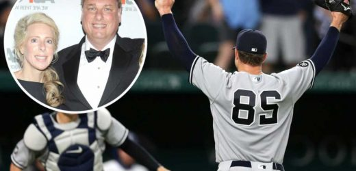 Yankees prez's wife asked for a no-hitter for their anniversary — and got one