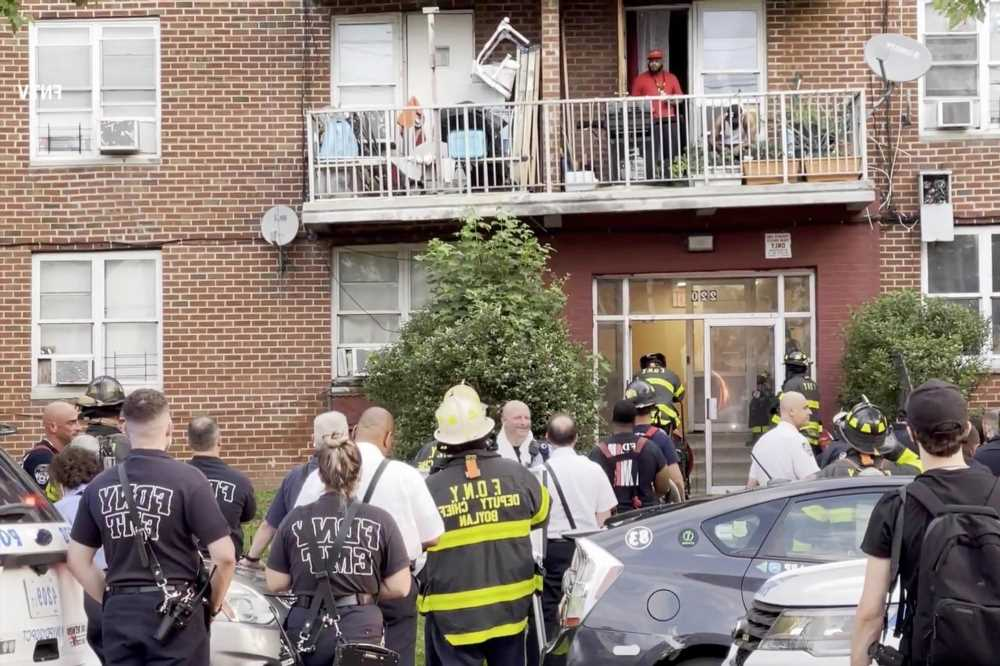 12 people hospitalized after Staten Island pepper spray incident: cops