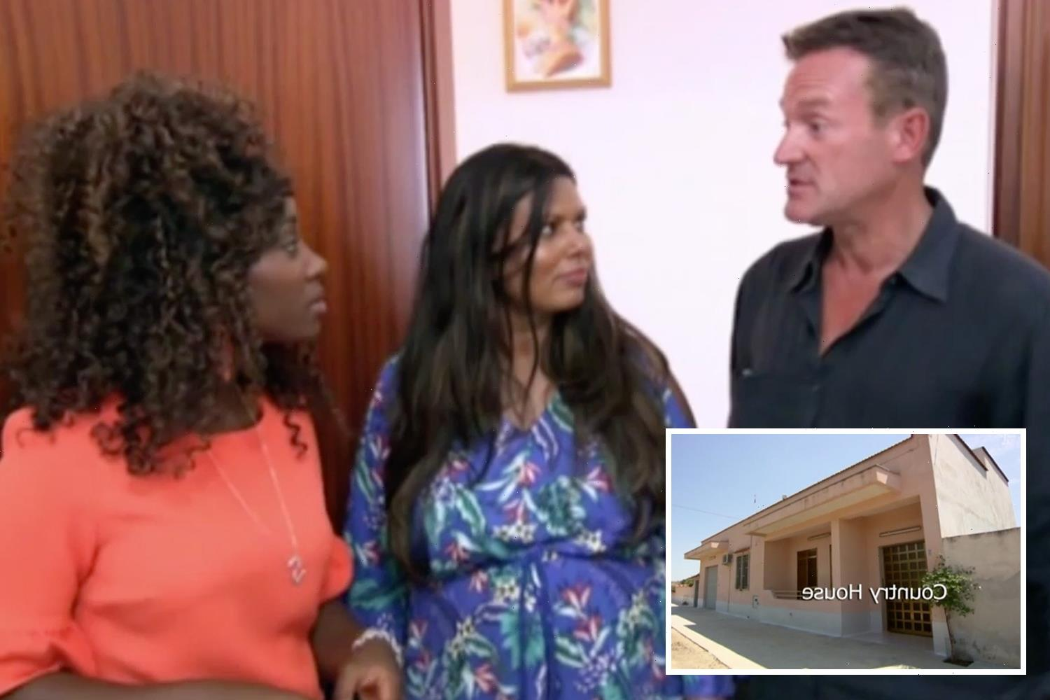 A Place in the Sun's Scarlette Douglas mortified as buyer deals crushing blow to property