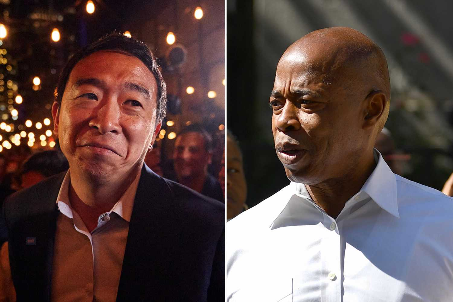 Andrew Yang predicts Eric Adams will come out on top as initial results come in