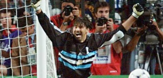 Argentina World Cup hero Carlos Roa snubbed Man Utd transfer because he thought the world was going to END in 2000 – The Sun