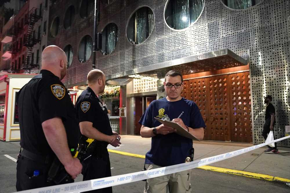 Arrest made in fatal shooting outside Dream Hotel in NYC