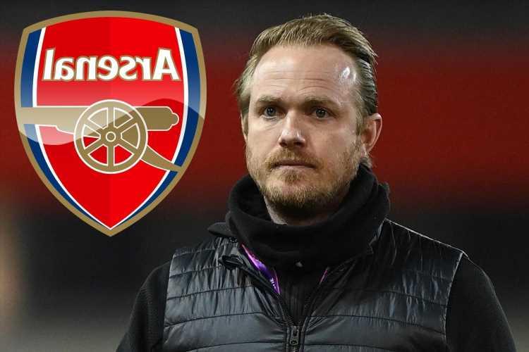 Arsenal hire Rosengard manager Jonas Eidevall as new boss of Women's Super League side