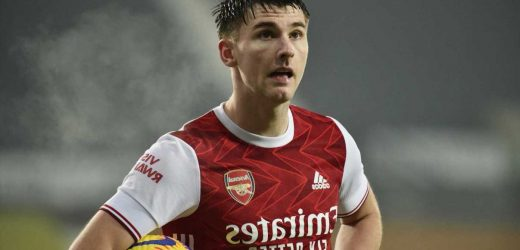 Arsenal star Kieran Tierney in talks over Gunners contract extension after impressive season