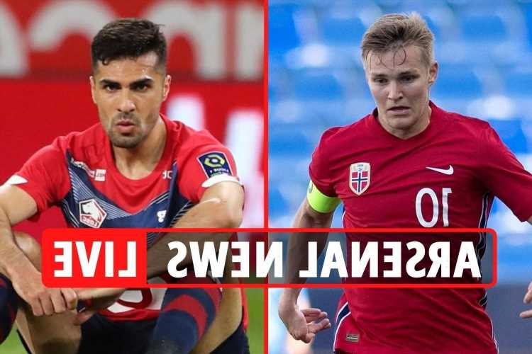 Arsenal to 'MISS OUT on Odegaard' transfer, Zeki Celik linked, Buendia £30 swoop, Onana wants to join Gunners