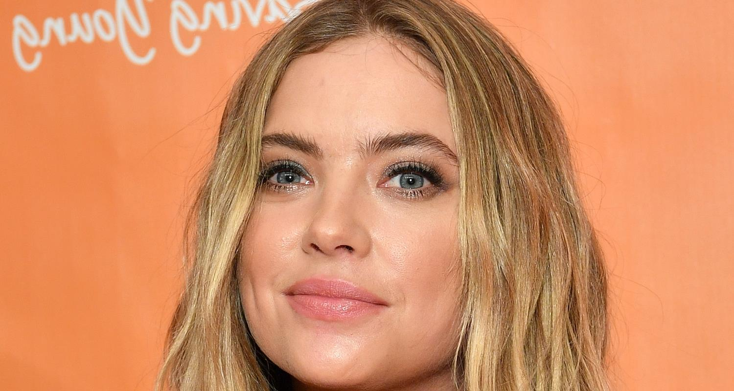 Ashley Benson Is Showing Off a Brand New Look!