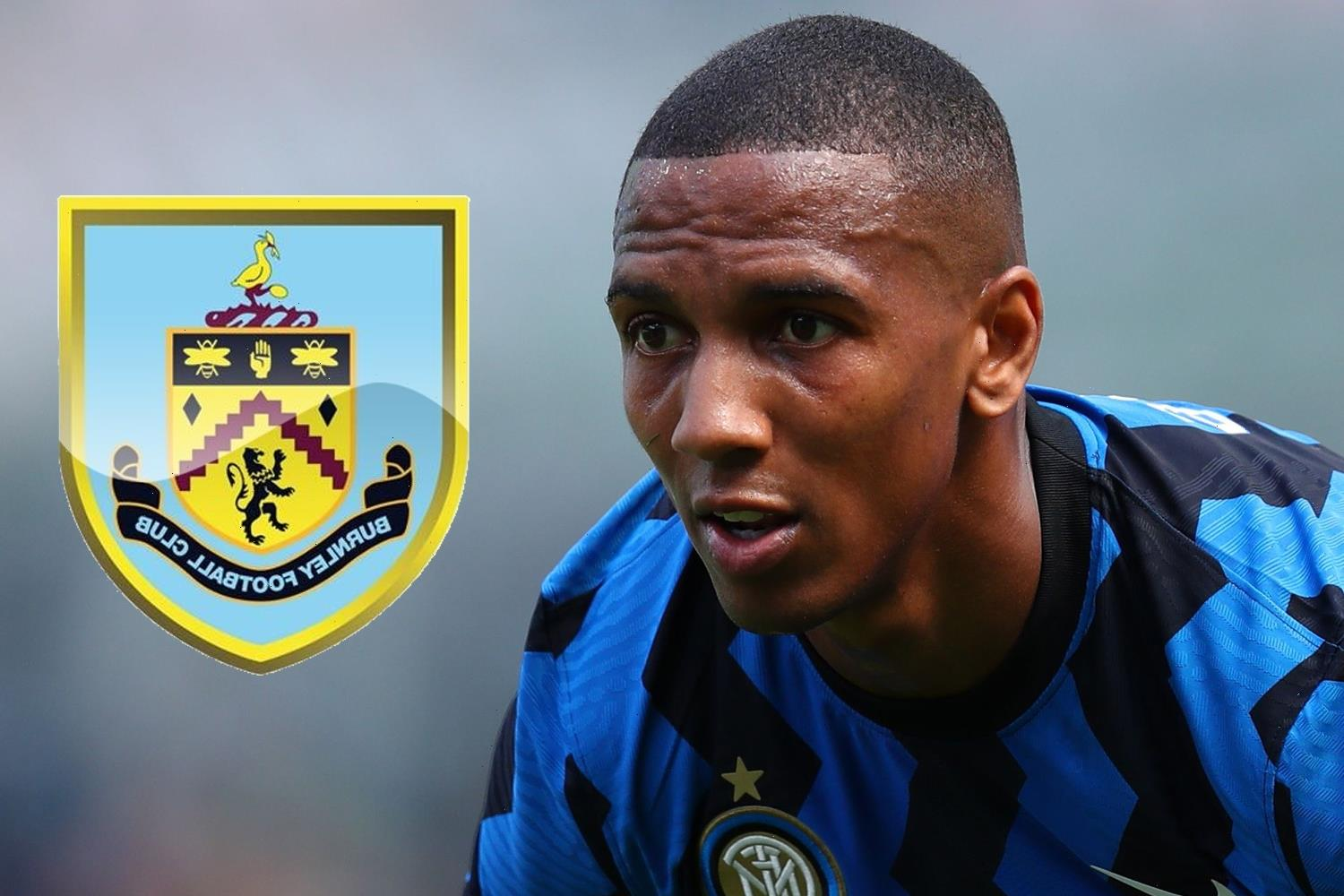 Ashley Young set for shock Burnley transfer as ex-Man Utd star closes in on Premier League return from Inter Milan