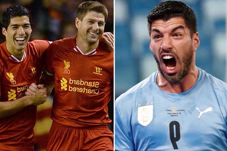 Atletico Madrid star Luis Suarez quizzed on potential Rangers transfer and reunion with ex-Liverpool pal Steven Gerrard