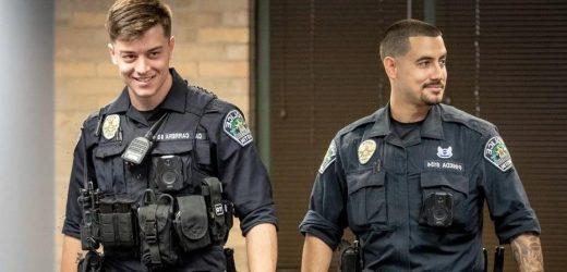 Austin burning truck hero cops react to viral fame