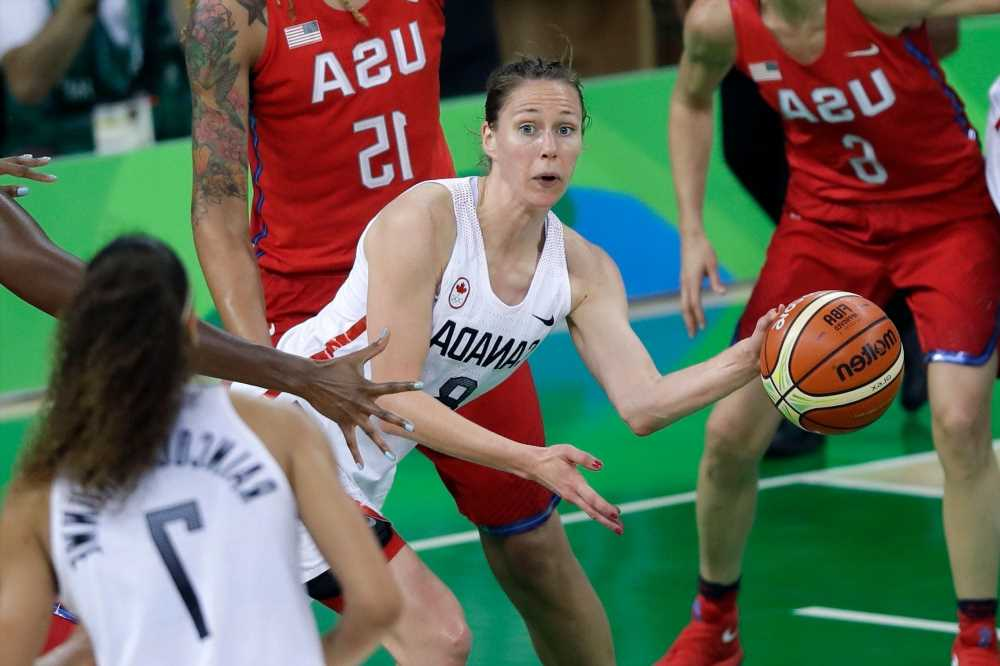 Basketball player forced to pick between breastfeeding and Olympics