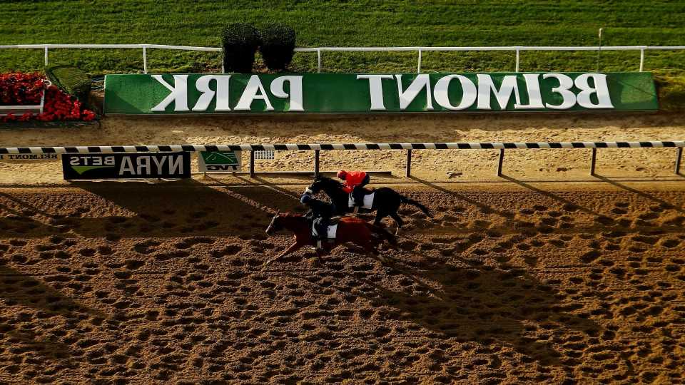 Belmont Stakes live race updates, results, highlights from 2021 Triple Crown race