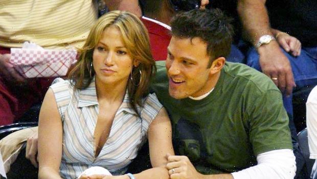 Ben Affleck & Jennifer Lopez Cuddle In Sweet New Pics Before Romantic Dinner Date