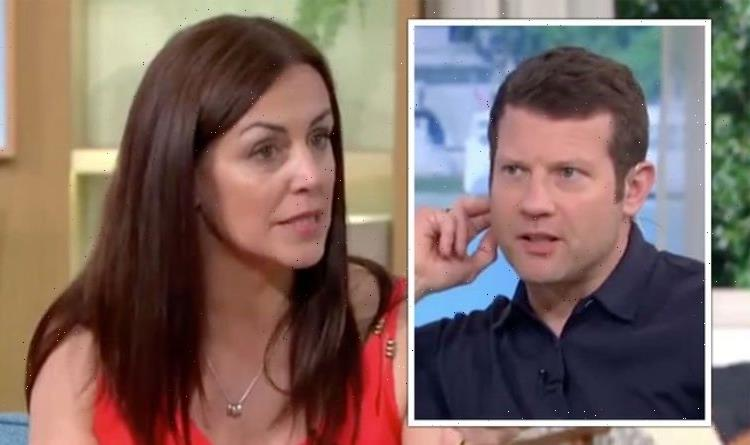 Beverley Turner 'banned' from This Morning after vaccine row live on air