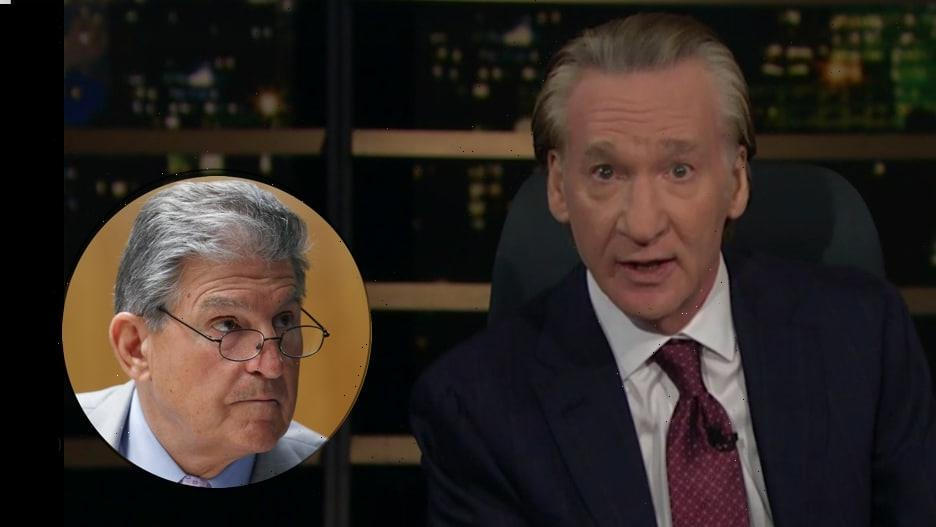 Bill Maher Pokes Fun at Joe Manchin: He's a 'Democrat Except on Matters of Policy' (Video)
