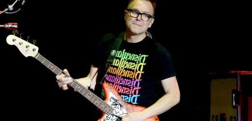Blink-182 Bassist Mark Hoppus Reveals He's Undergoing Cancer Treatment: 'I'm Trying to Remain Hopeful and Positive'