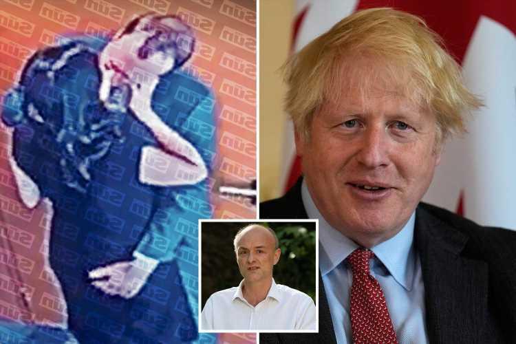 Boris under pressure to sack Matt Hancock as Tories warn growing public anger could make it his 'Barnard Castle moment'