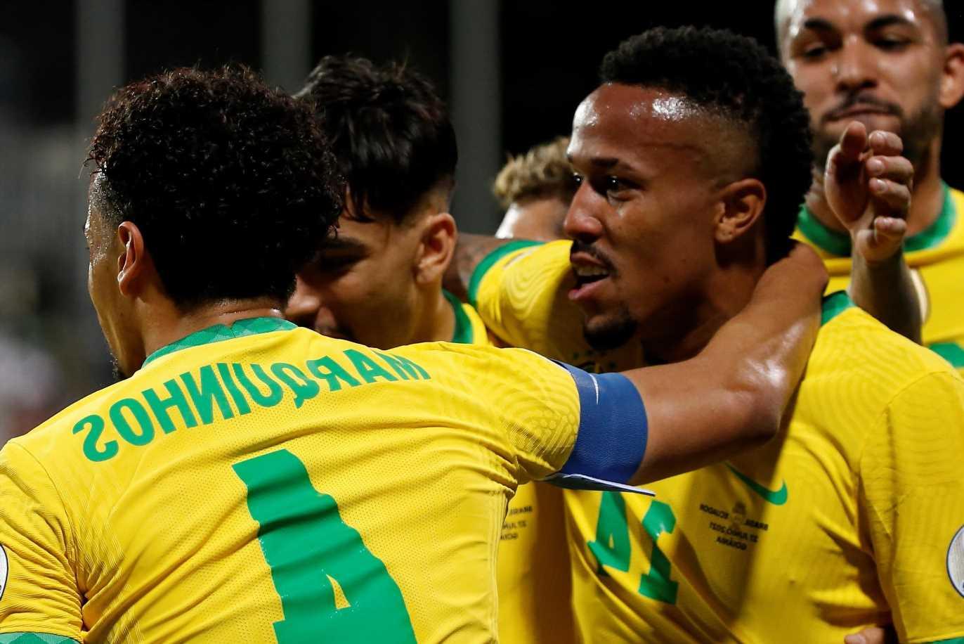 Brazil 1 Ecuador 1: Selecao's ten-match winning run ends in final Copa America group game as Militao goal cancelled out