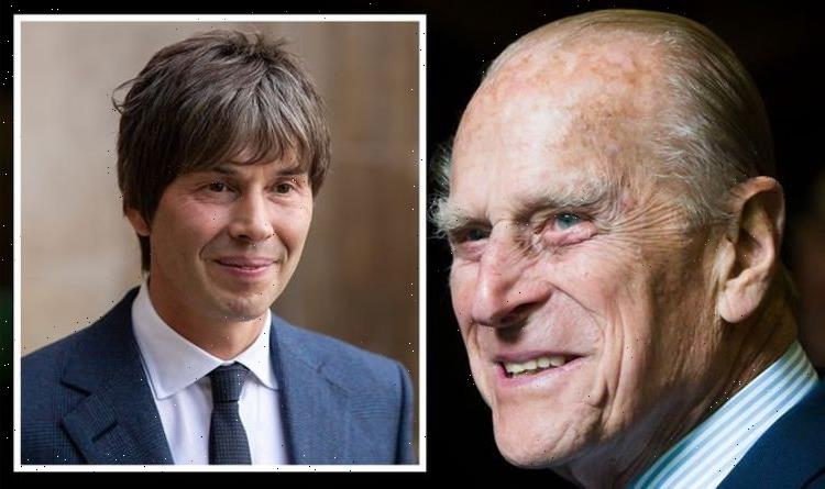 Brian Cox recalled 'fiercely intelligent' Prince Philip's view on space during tribute