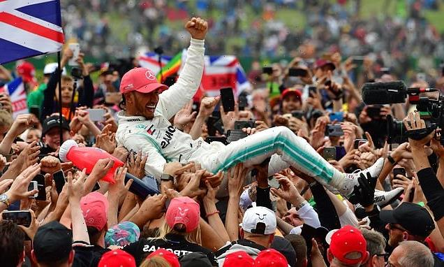 British Grand Prix confirms it will go ahead in front of 140,000 fans