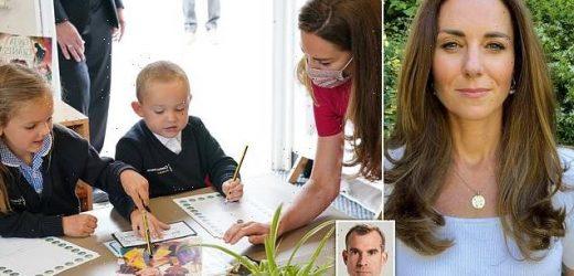 CHRIS VAN TULLEKEN: Why I back Duchess of Cambridge's child project