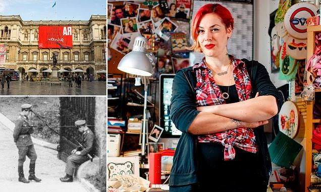 Cancelled by the Royal Academy: Jess De Wahls was banned for her views