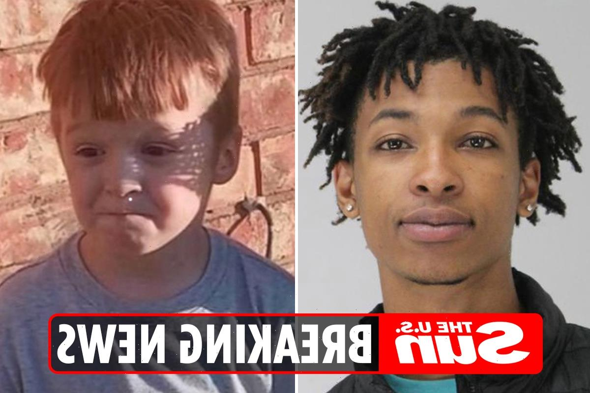 Cash Gernon's 'killer' Darriynn Brown, 18, charged with capitol MURDER after kidnap slaying of Dallas toddler, cops say