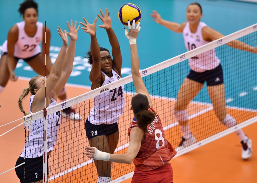 Colorado's Haleigh Washington, Jordyn Poulter named to U.S. Olympic women's volleyball team – The Denver Post