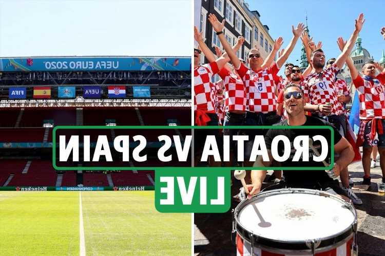 Croatia vs Spain LIVE: Stream FREE, score, TV channel, team news, kick-off time and build-up – Euro 2020 latest updates