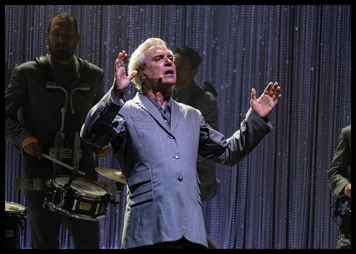 'David Byrne's American Utopia' To Receive Special Tony Award