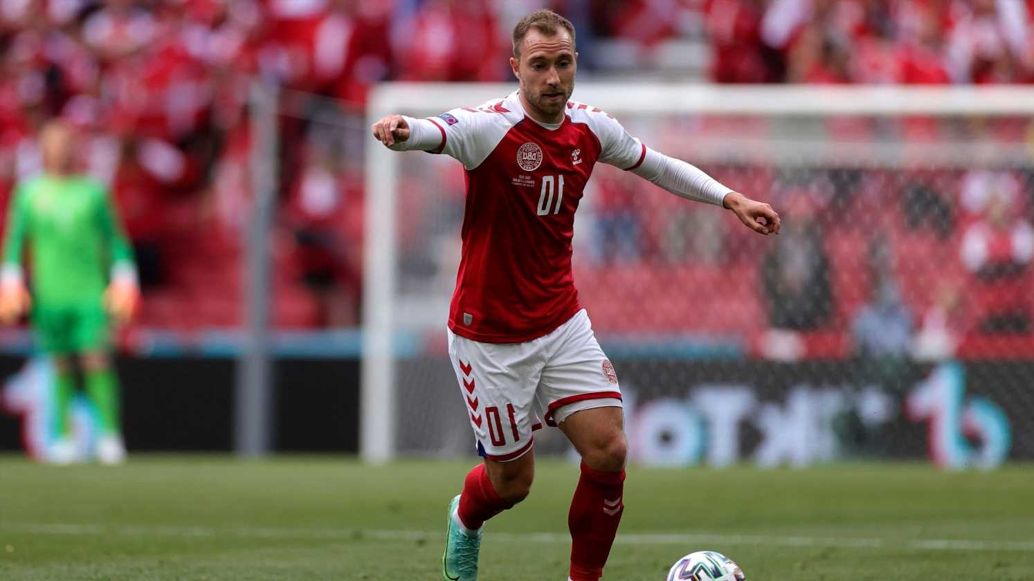 Denmark's Christian Eriksen to be fitted with heart starter after collapse