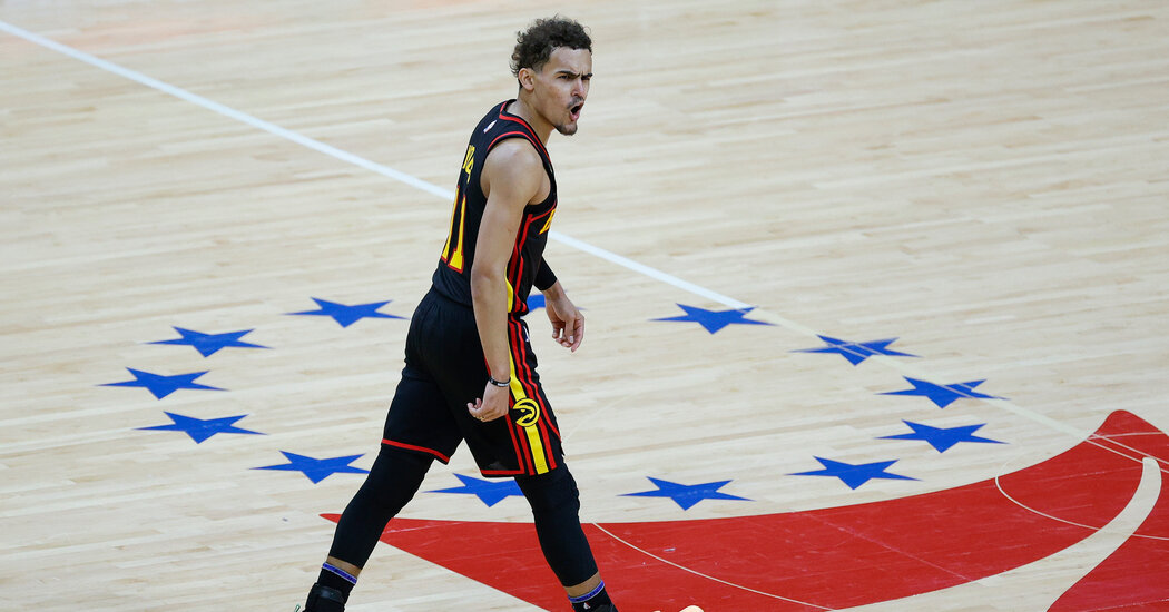 Doubters. Haters. Trae Young Has Them. He Doesn't Care.