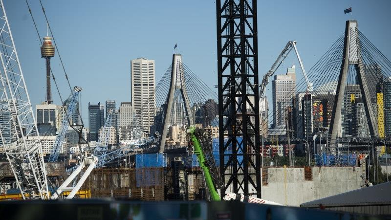 Early work begins on Western Harbour Tunnel as Rozelle parkland is approved