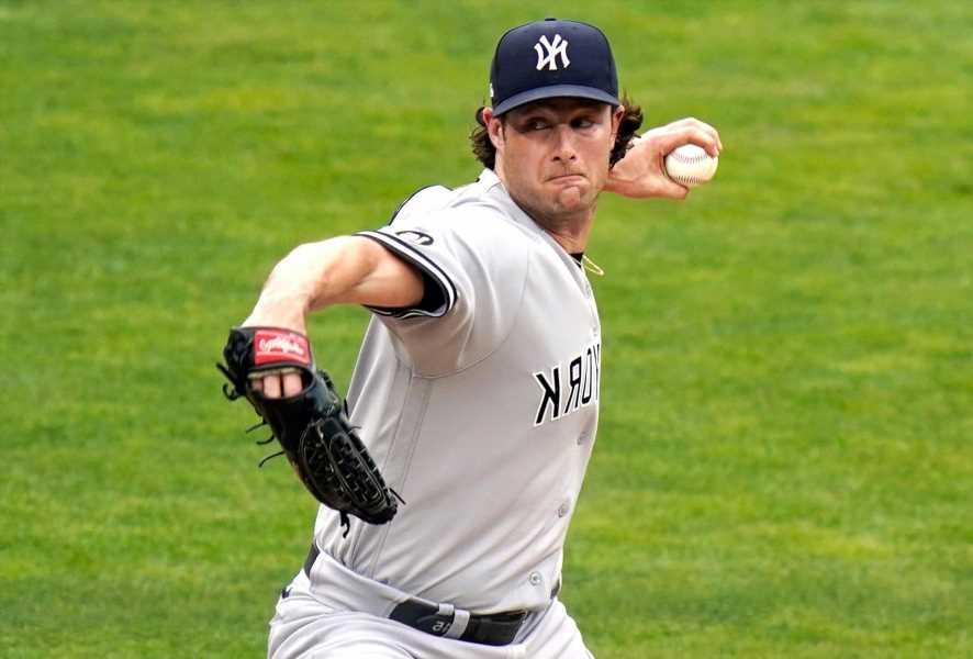 Embattled Gerrit Cole quiets Josh Donaldson as Yankees clip Twins