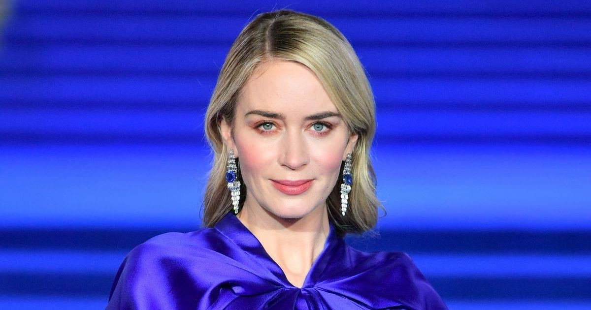 Emily Blunt describes 'pain' of being separated from her parents during the pandemic
