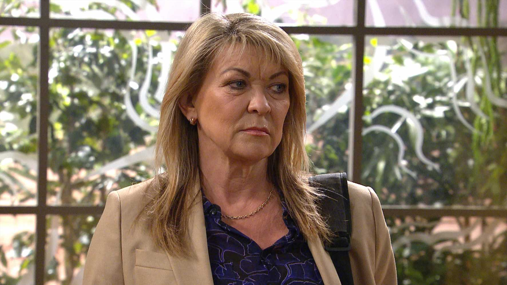 Emmerdale shock as Kim Tate fakes her own death to get revenge on son Jamie for poisoning her