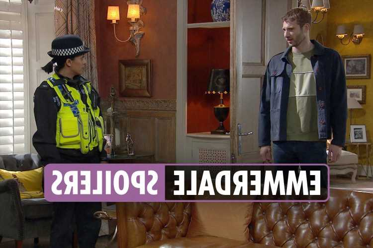 Emmerdale spoilers: Kim Tate DEAD as Will Taylor is arrested for her murder