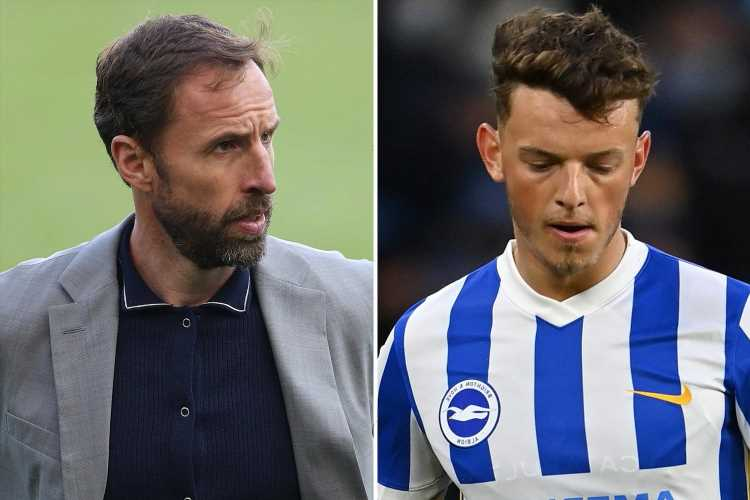 England new boy Ben White was making 300-mile trip back to Brighton when Gareth Southgate gave him shock call-up news