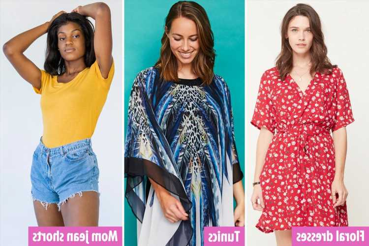 Etiquette expert reveals the summer fashion buys which make YOU look tacky from jean shorts to floral dresses