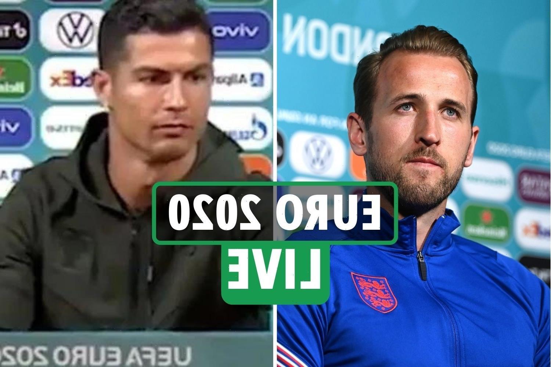 Euro 2020 LIVE: England vs Scotland build-up, Locatelli joins Ronaldo in Coca-Cola snub, Holland and Belgium go through