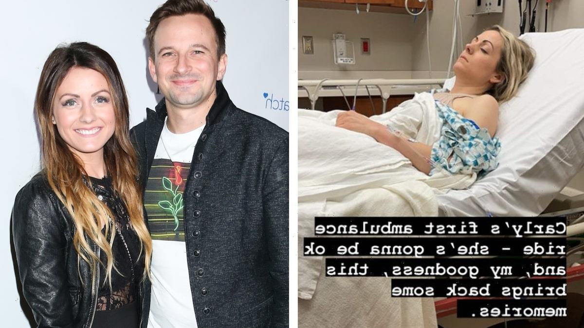 Evan Bass Says Ex Carly Waddell Is In 'Pretty Rough Shape' After Being Rushed to Hospital