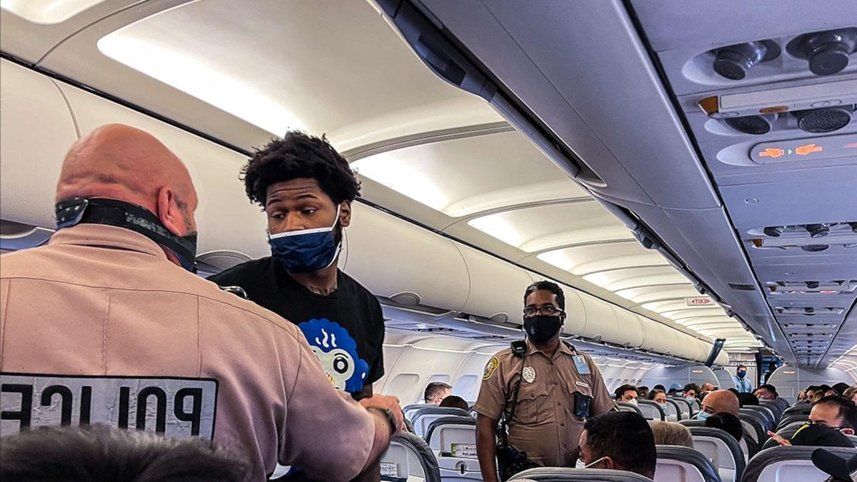 Ex-FSU Star Dontavious Jackson Says He Was Called N-Word On Flight, Then Nearly Arrested
