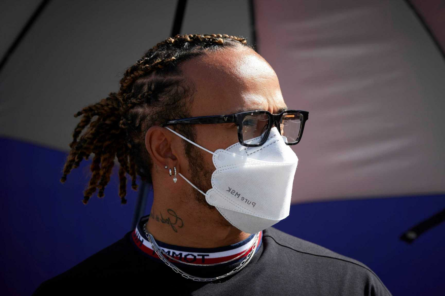 F1 introduce new rule to ban Lewis Hamilton and Co from driving too slowly at Azerbaijan Grand Prix