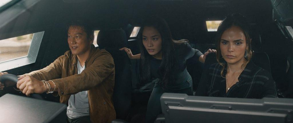 'F9' Is the First 'Fast and the Furious' Movie Where These 2 Original Cast Members Have a Scene Together