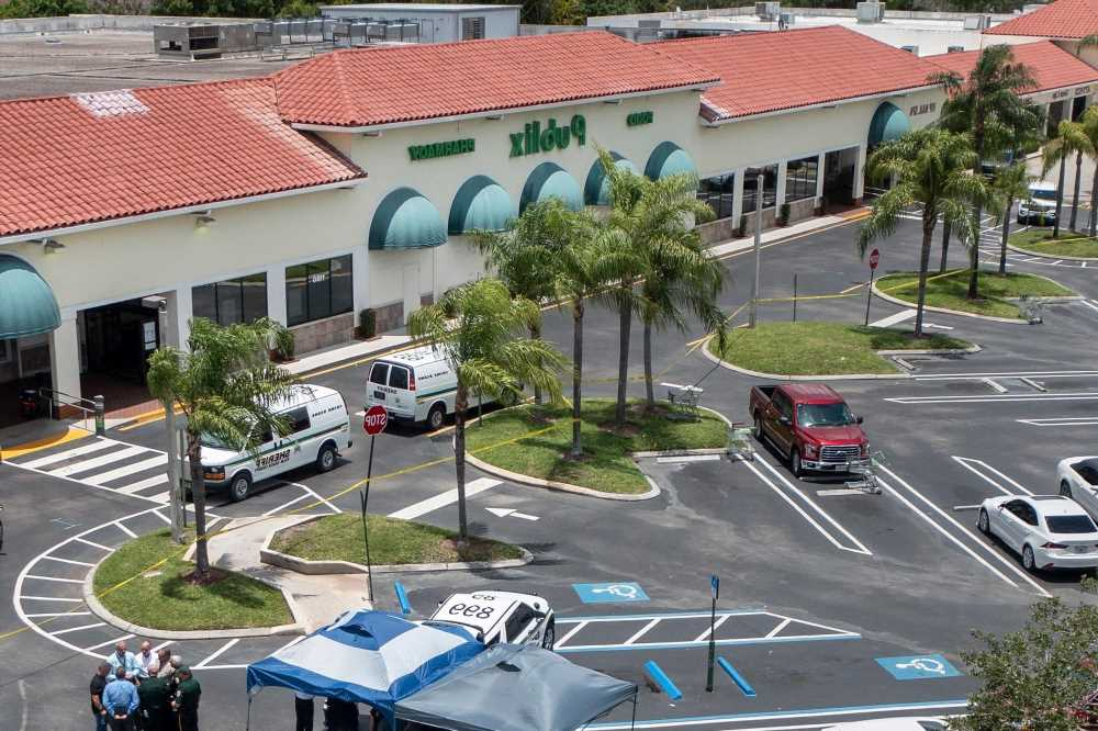 Florida Publix reopens after grandma, toddler killed by gunman