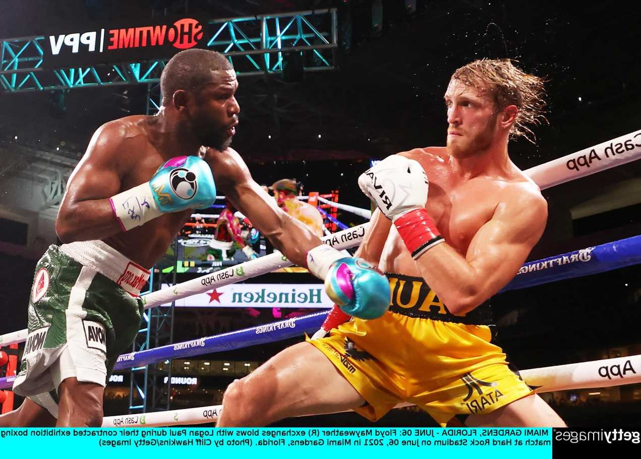 Floyd Mayweather vs Logan Paul round by round: How YouTube star took boxing legend the distance in Miami exhibition